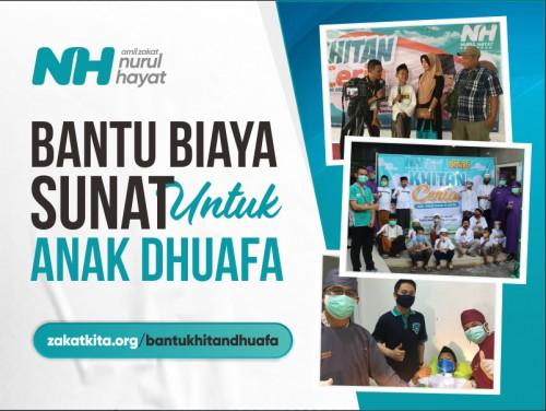 Bantu Biaya Sunat Anak Dhuafa di Semarang