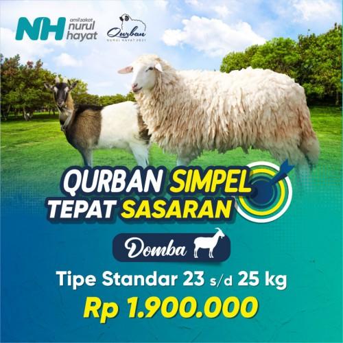 Kambing/ Domba Standar (Berat hidup 23-25 kg)