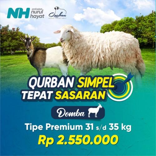 Kambing/ Domba Premium (Berat hidup 30-35 kg)