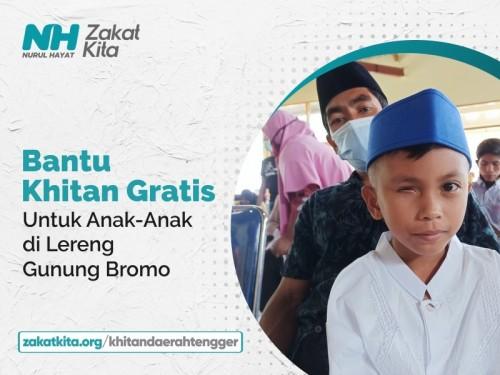 Khitan Gratis untuk Anak-anak di Daerah Tengger