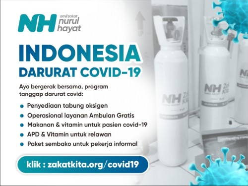 Indonesia Darurat COVID-19