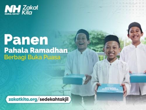 Berbagi Buka Puasa Ramadhan