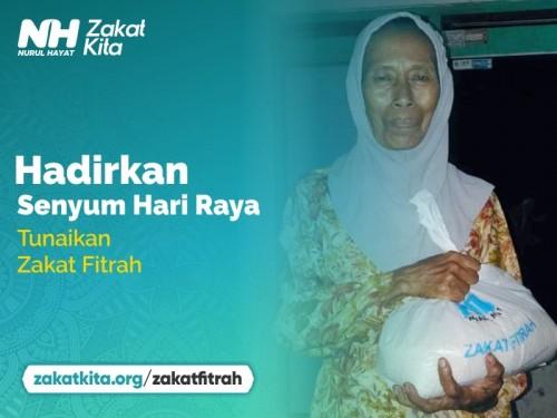 Zakat Fitrah/ jiwa